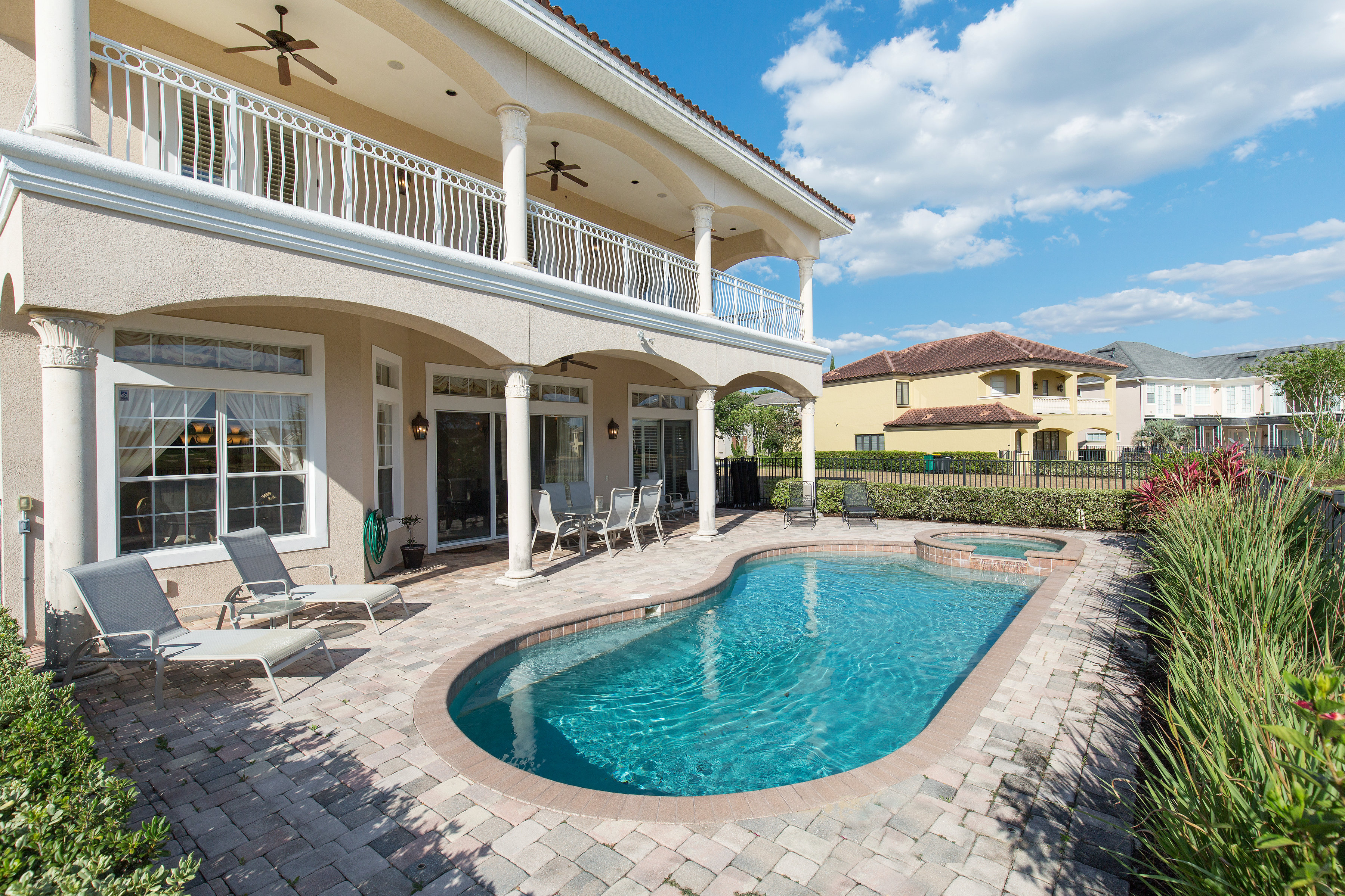 Property Image 2 - Five Bedroom Floridian Estate with Golf Course View