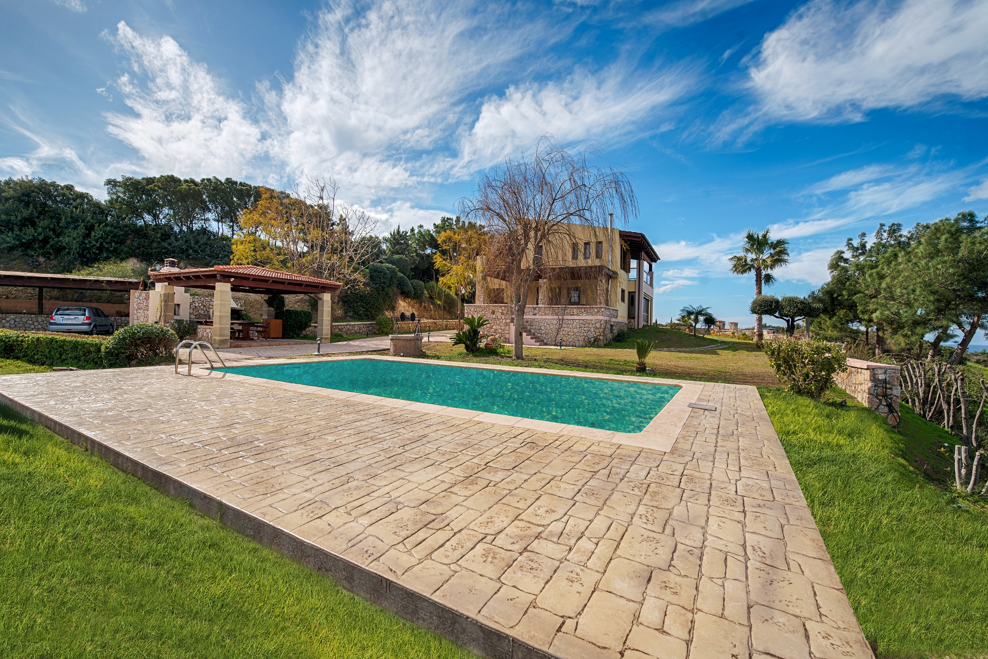Property Image 2 - Beautiful country villa with private pool