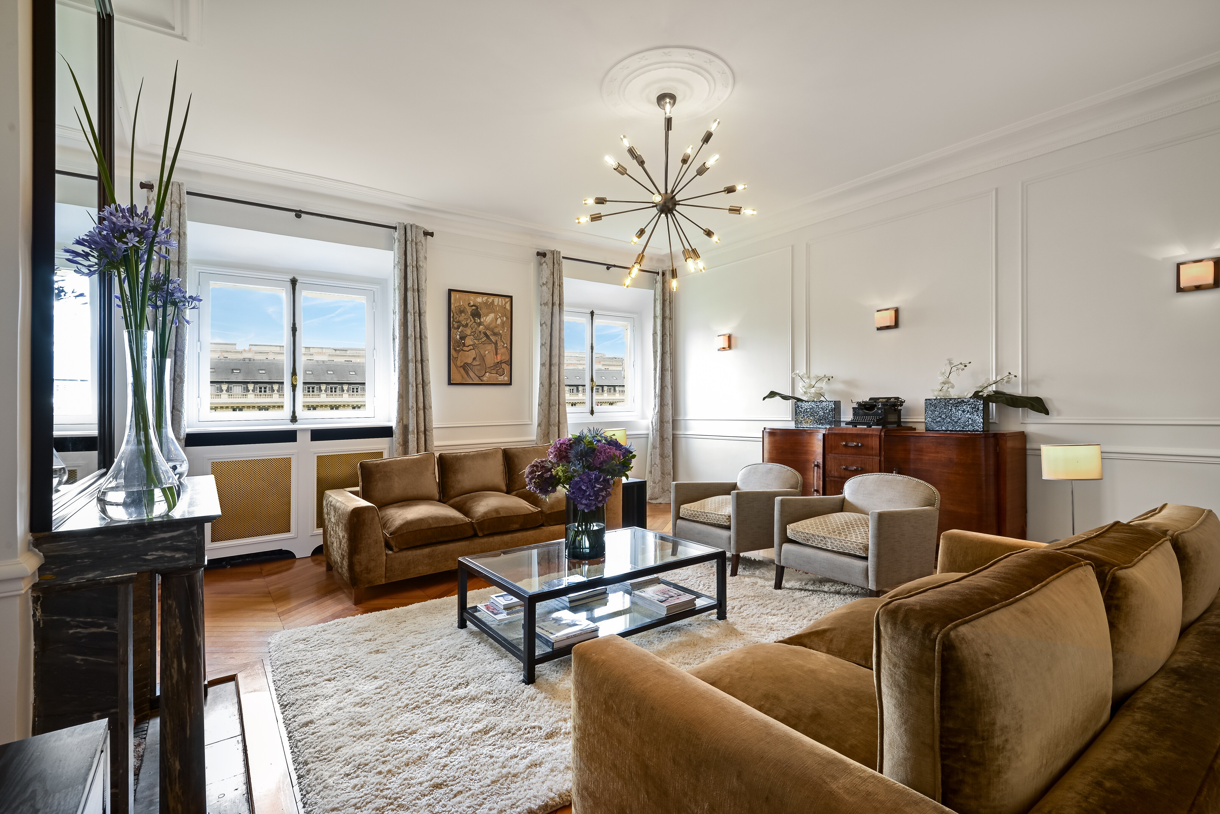 Property Image 1 - Palais Royal Louvre Luxury Two Bedroom