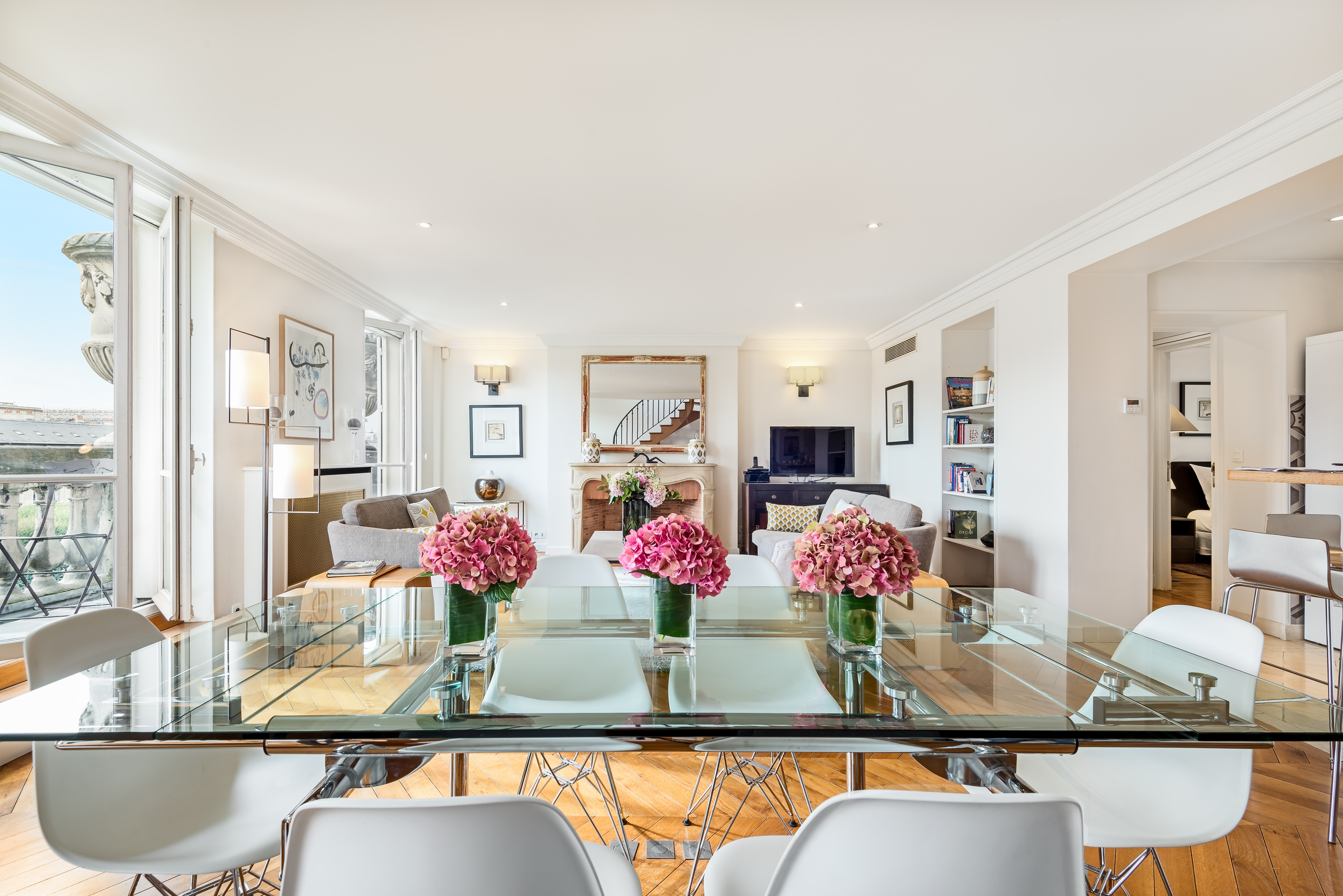 Property Image 2 - Palais Royal Louvre Luxury Three Bedroom Duplex