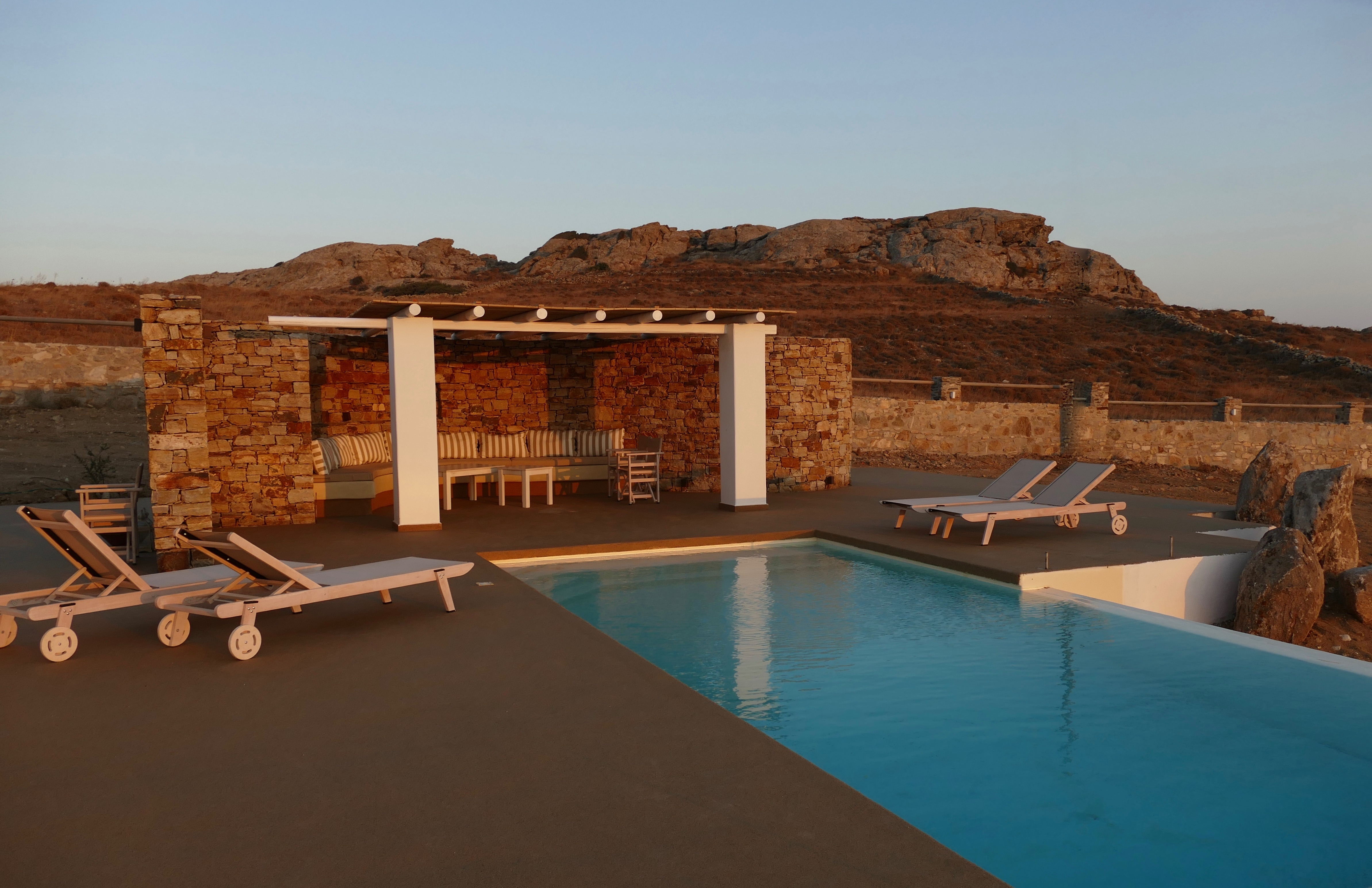 Property Image 1 - Cozy 2 bedroom hilltop villa with private pool