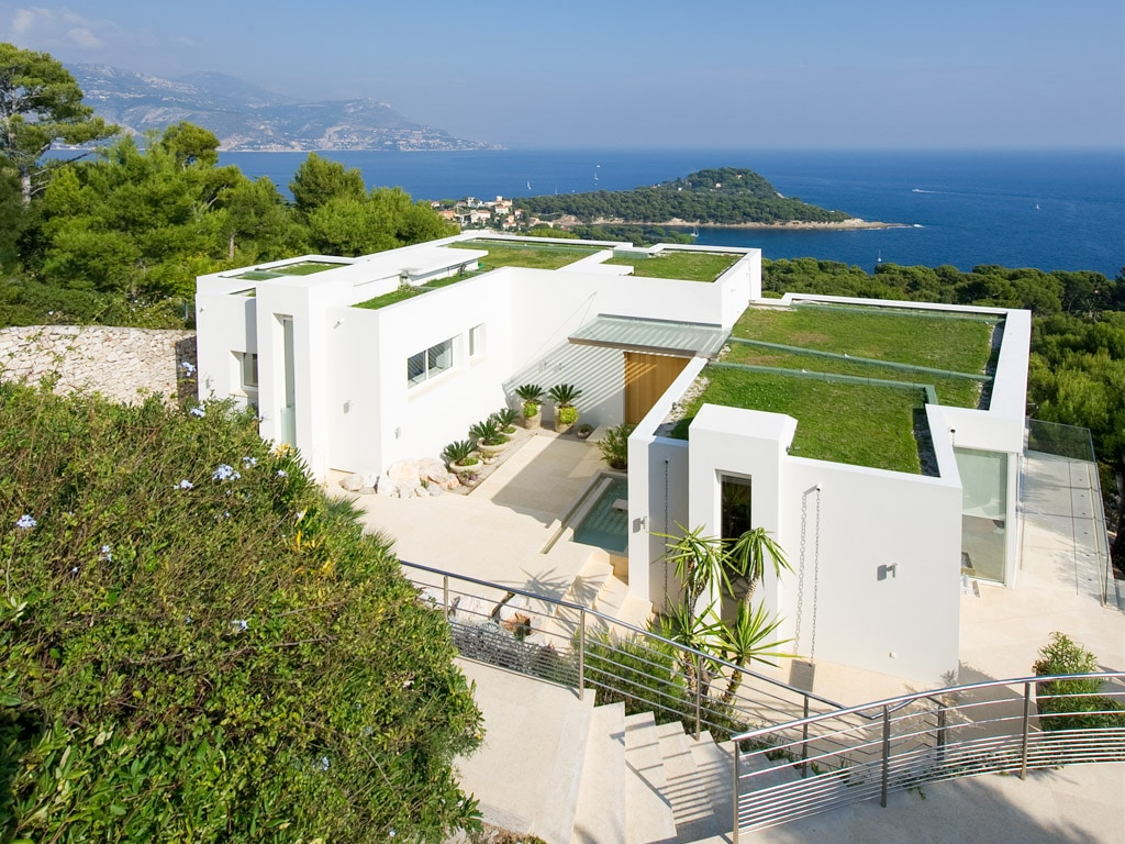 Ultra-Modern Exclusive Villa with Incredible Sea View & Gardens
