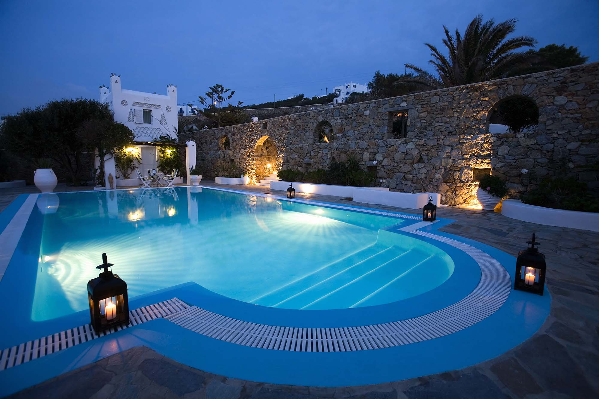 Property Image 1 - Serene Villa close to Mykonos Town