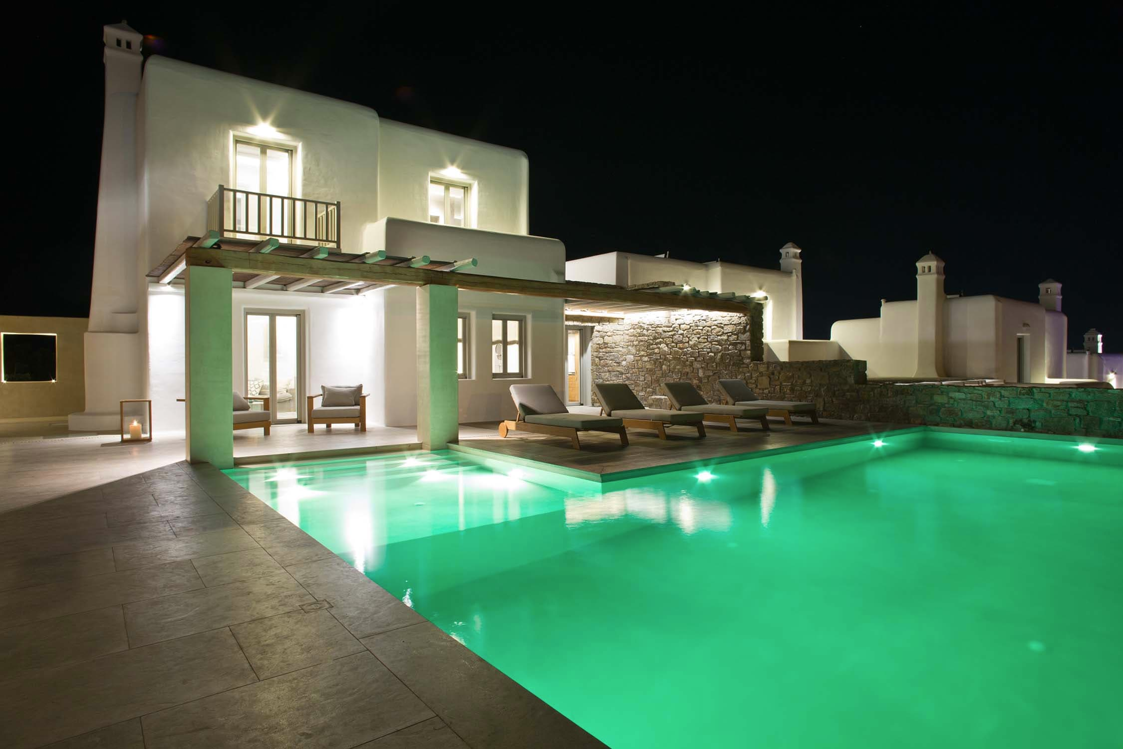 Property Image 1 - Expansive Four Villa Complex with Two Pools & Gym; Near Beach