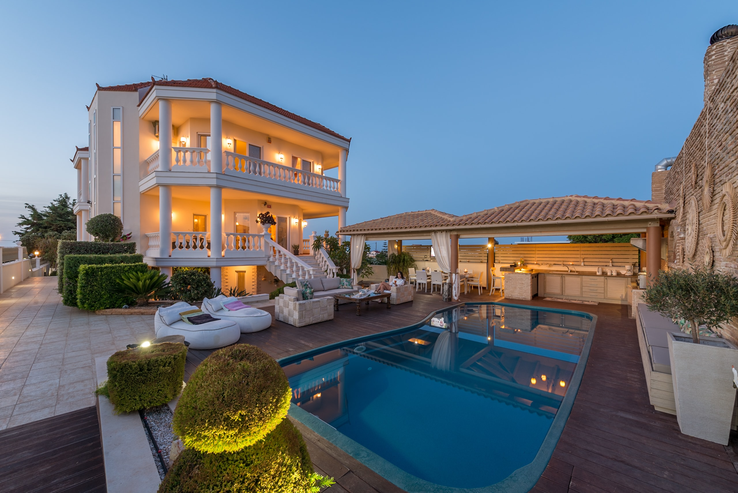 Exclusive Hideaway with Private Pool & Close to the Beach