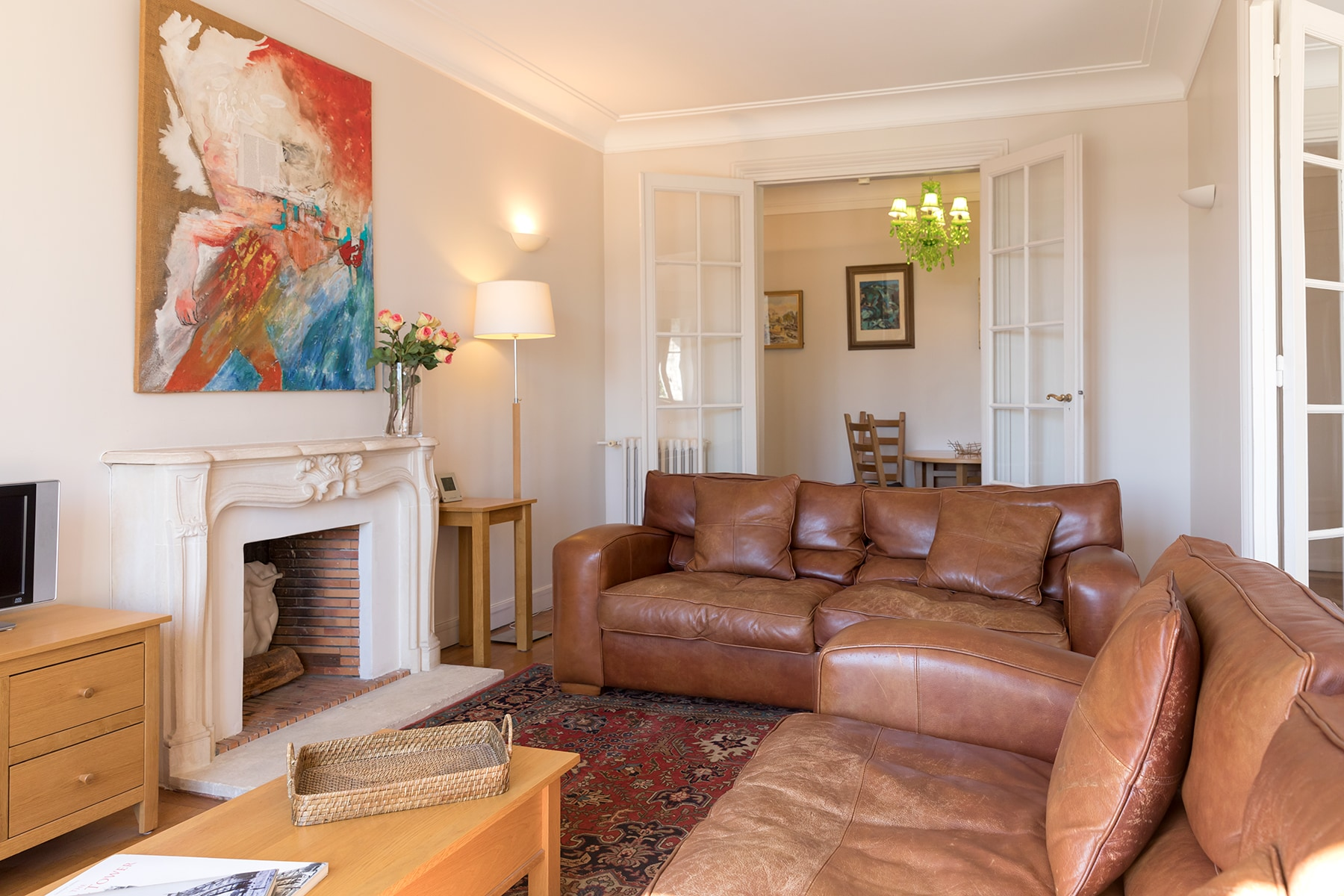 Property Image 1 - Peaceful One Bedroom Apartment Near the Eiffel Tower