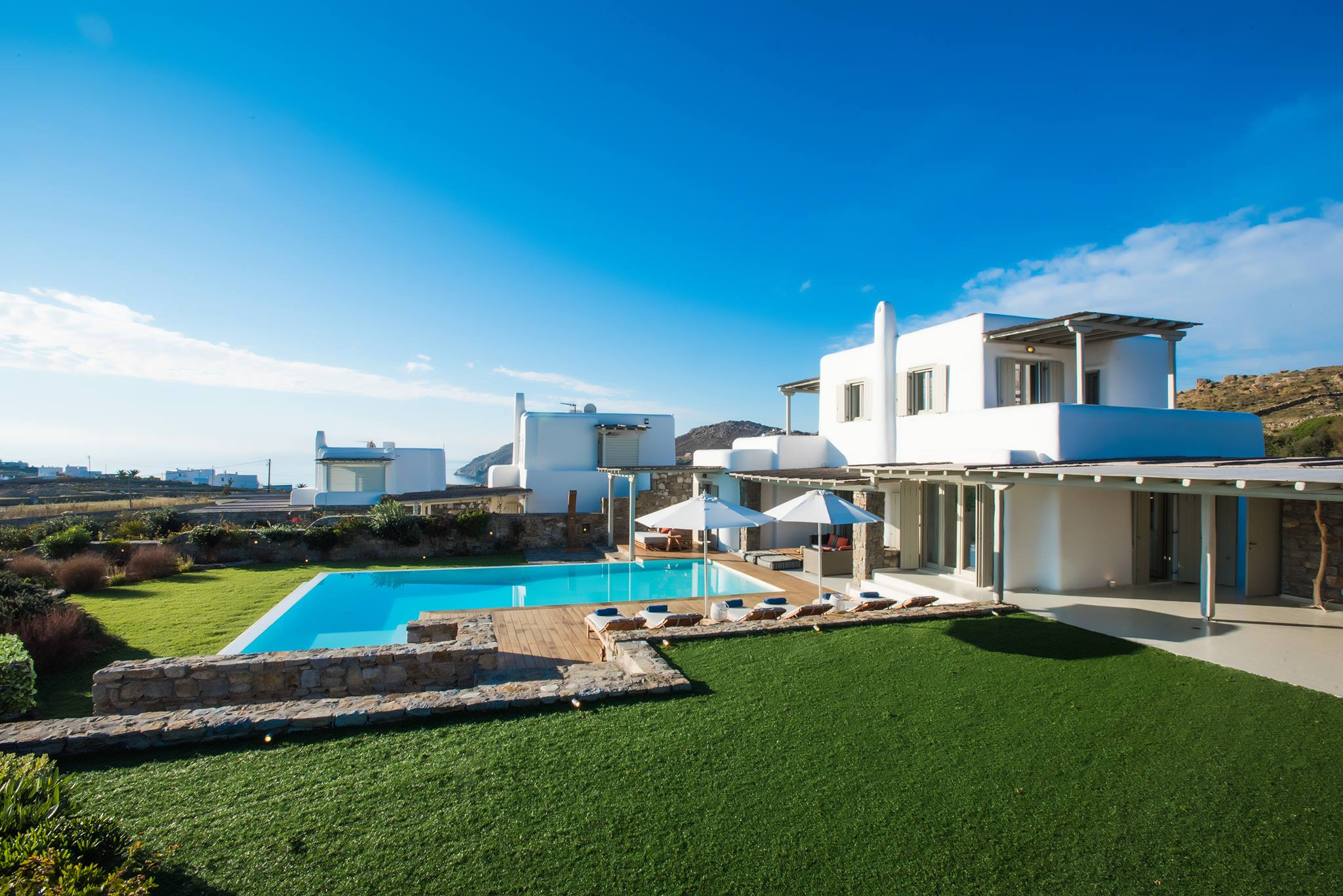 Property Image 1 - Peaceful 5 bedroom villa with private pool