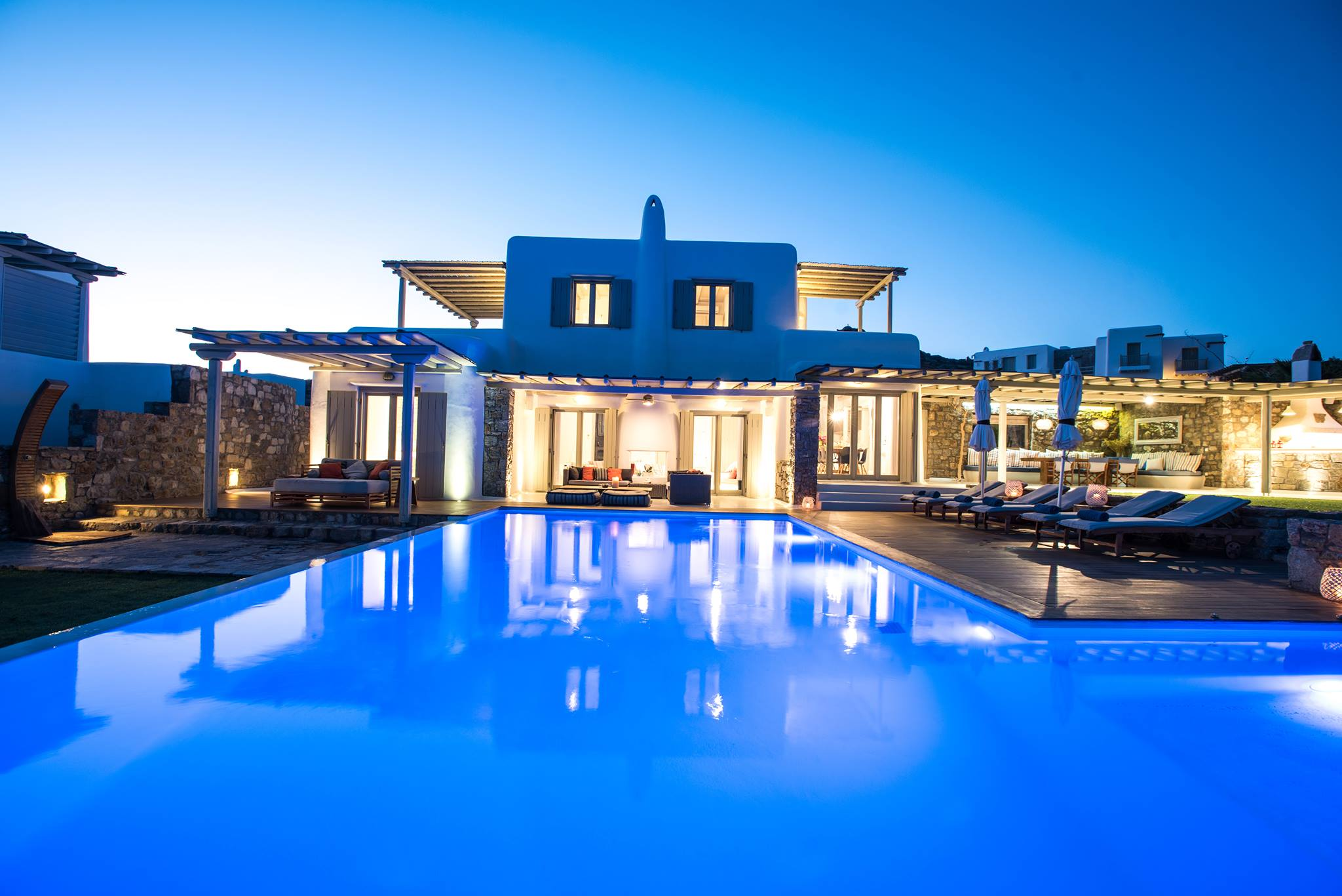 Property Image 2 - Peaceful 5 bedroom villa with private pool