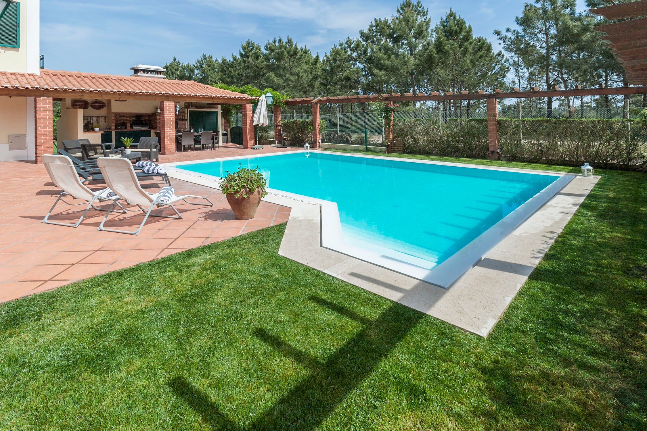 Property Image 2 - Delightful villa with private pool in Aroeira Golf Resort