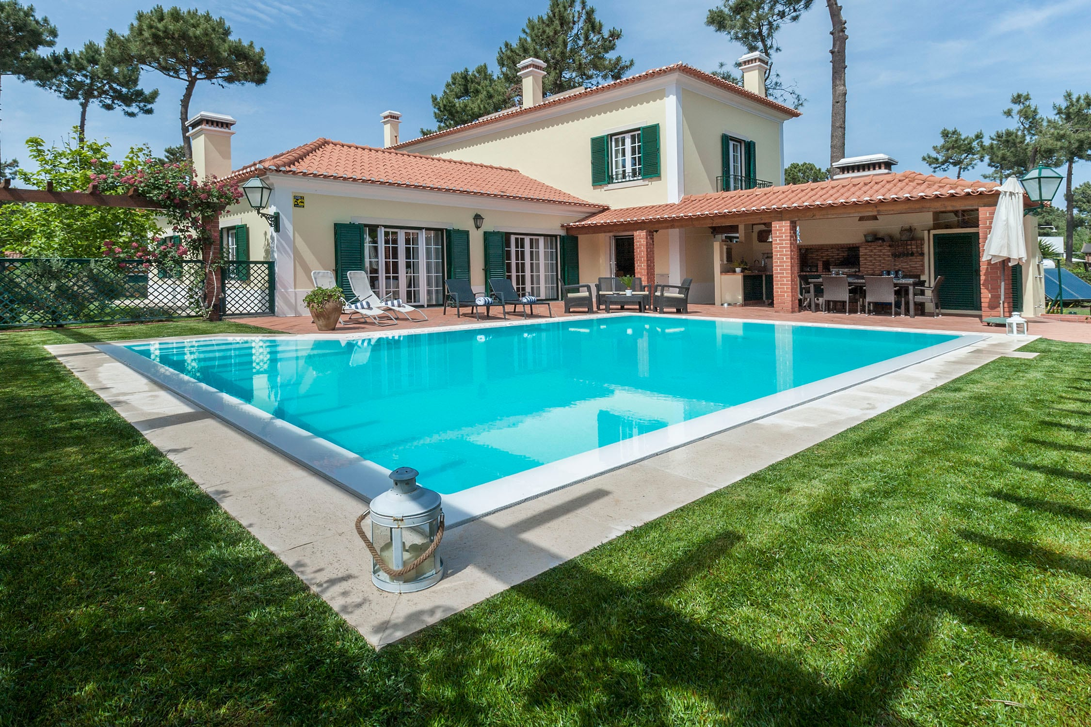 Property Image 1 - Delightful villa with private pool in Aroeira Golf Resort