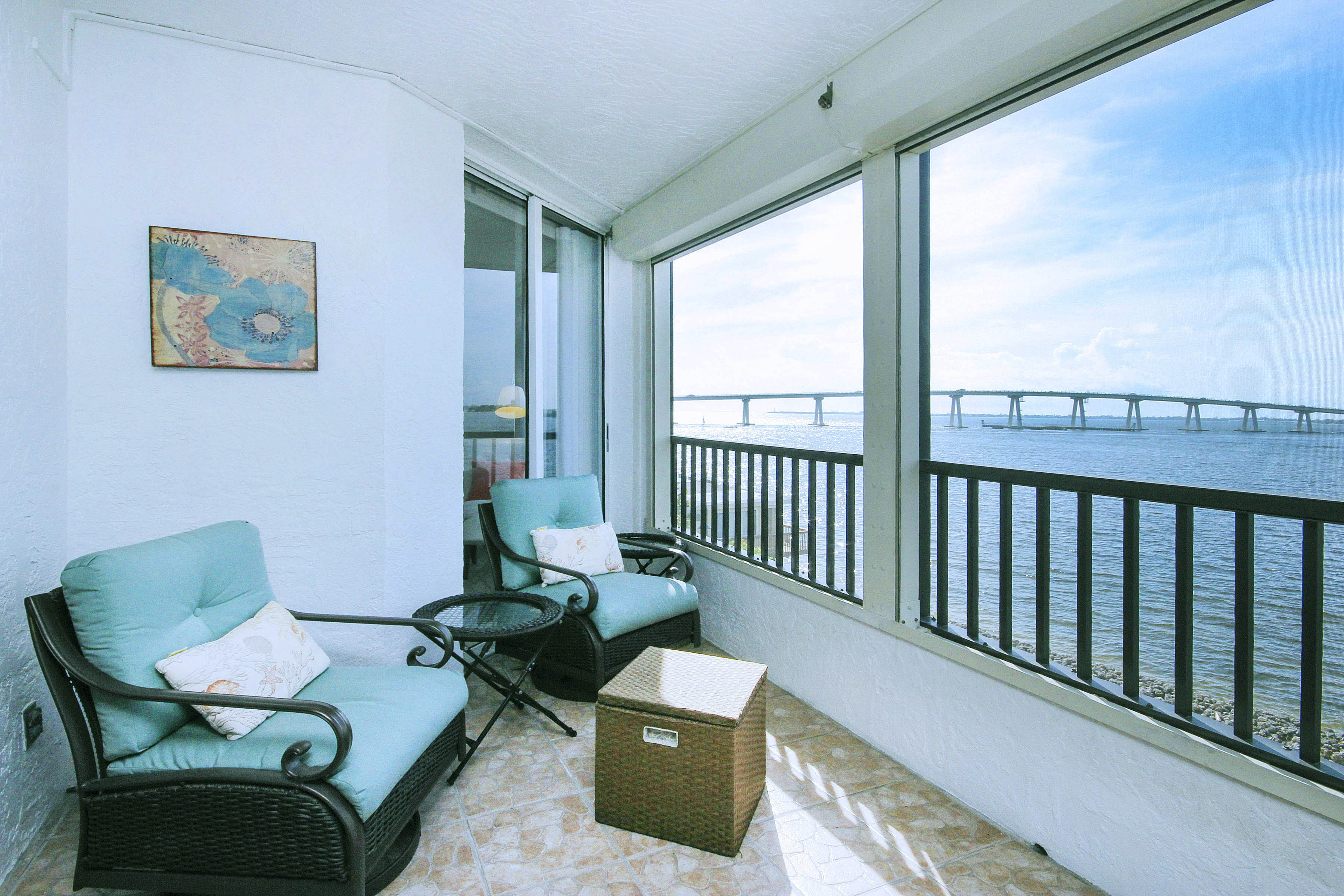 Property Image 1 - Picturesque Waterfront 2 Bed Condo minutes from Sanibel