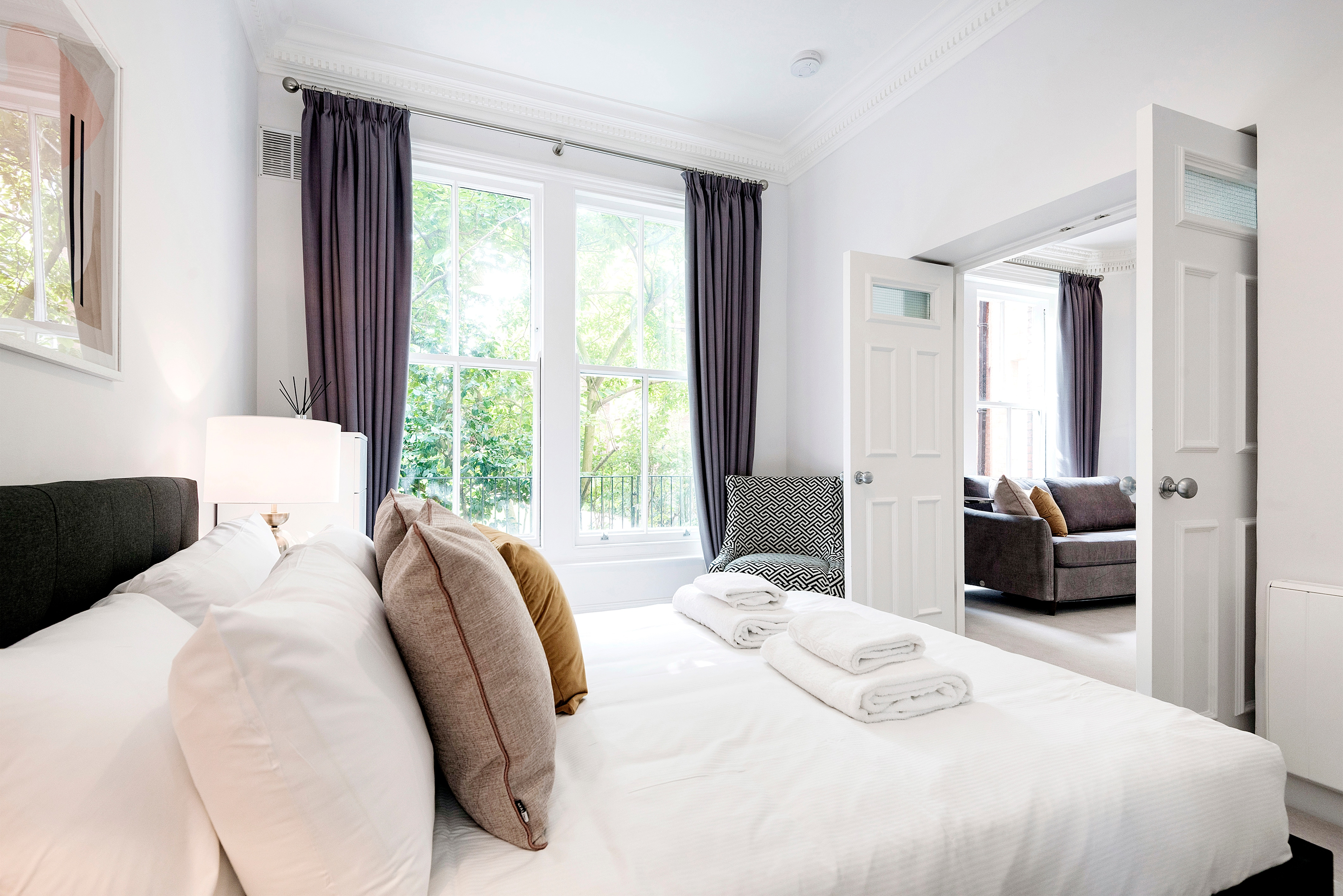 Beautiful King's Road Apartment next to Sloane Square