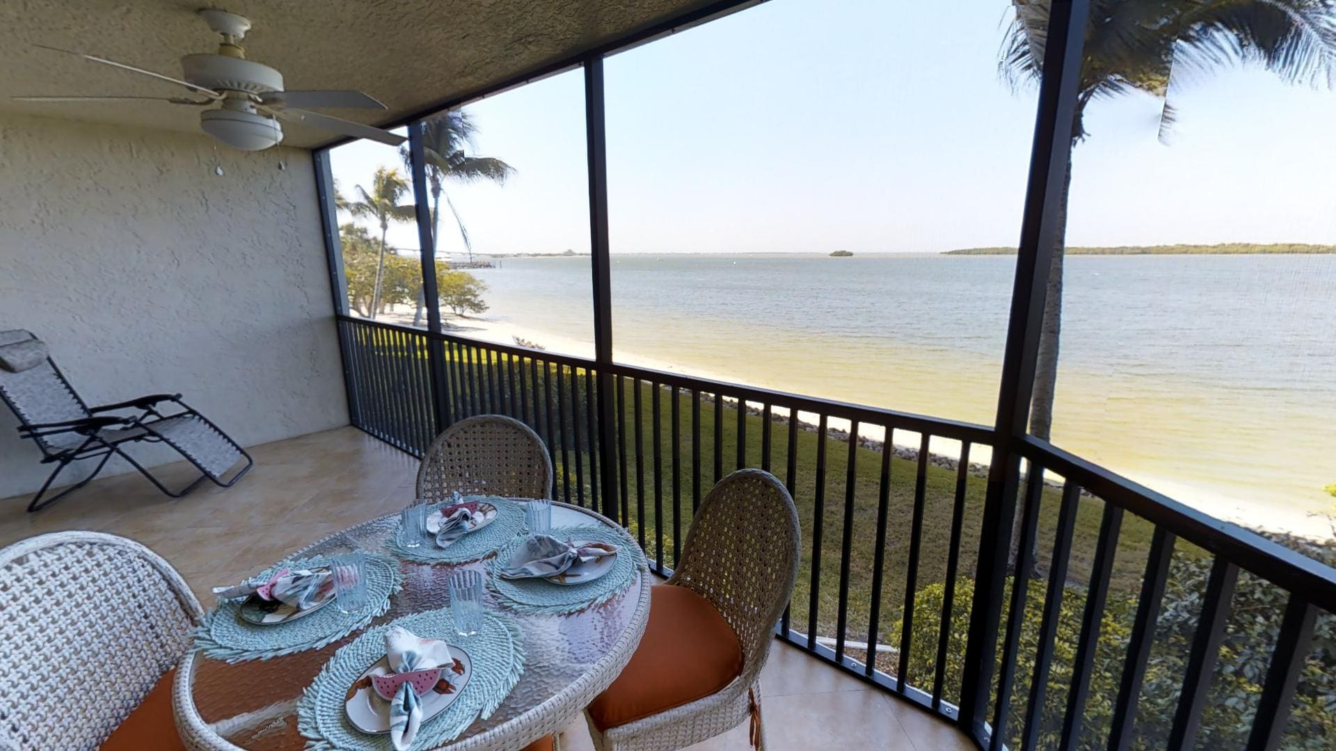 Property Image 2 - Sunshine...Sunsets...Steps from the beach…Renovated 2 Bed Condo
