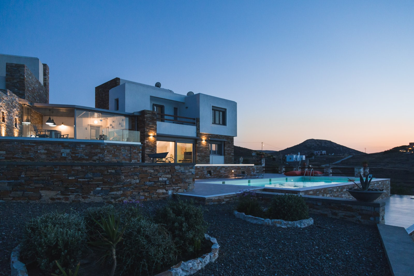 Property Image 1 - Lovely Stone Villa with a Panoramic Sea View