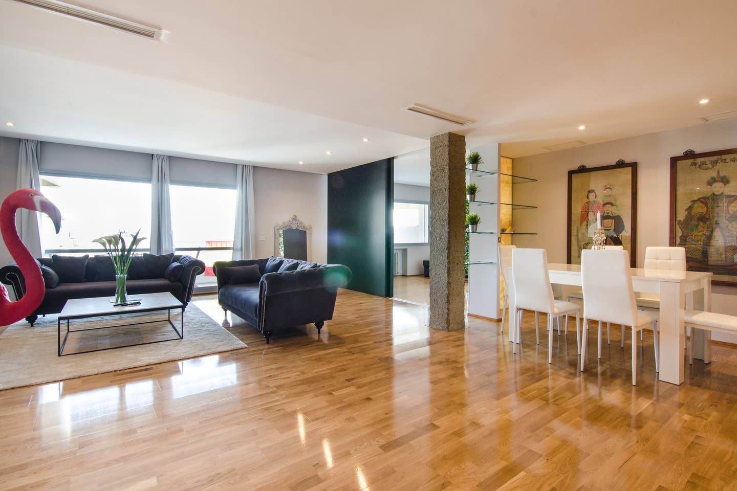 Property Image 1 - Amazing Skyline Luxury Apartment with Terrace