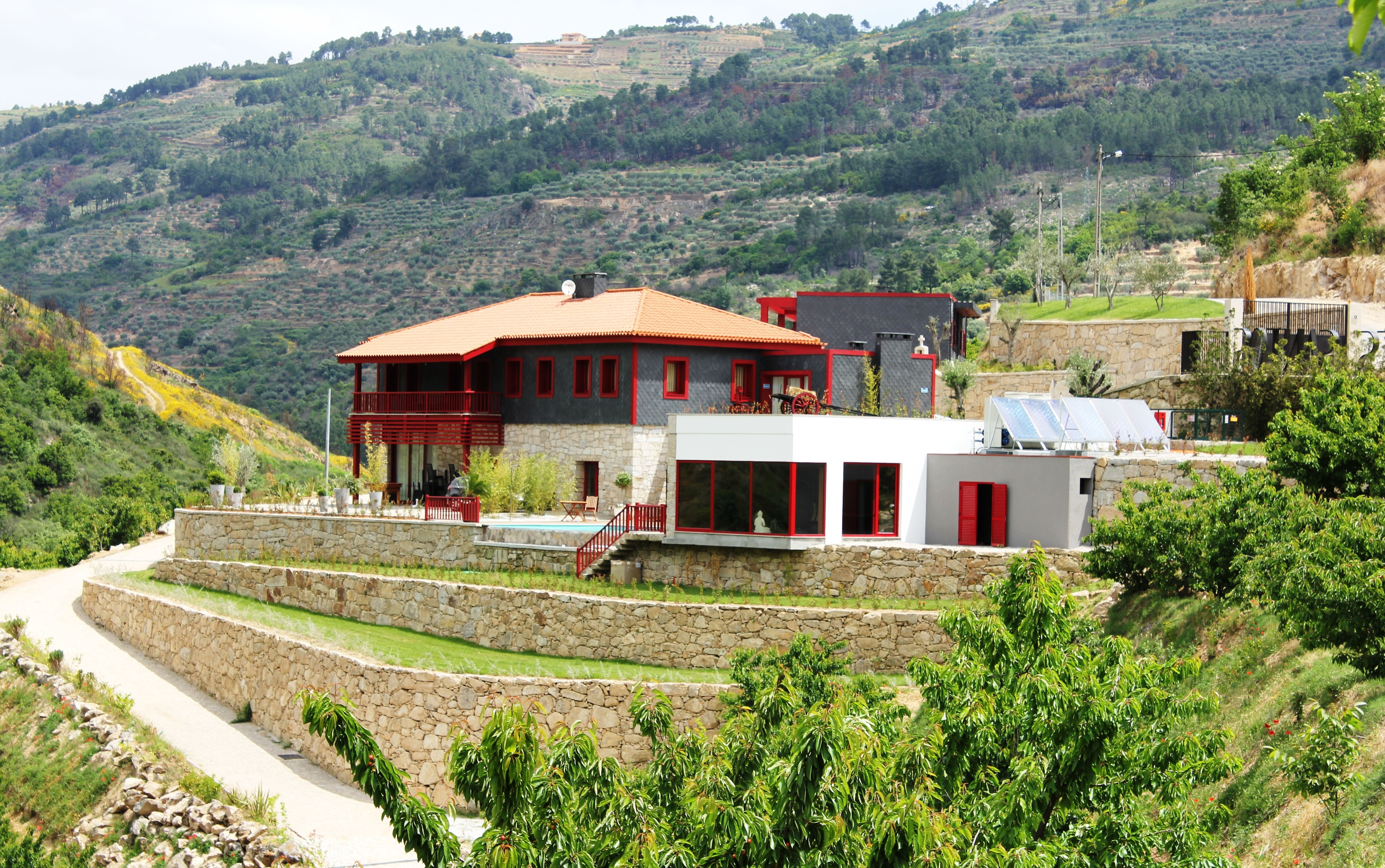 Property Image 1 - Quintessential Rural Villa With Private Pool And Spa Near Douro