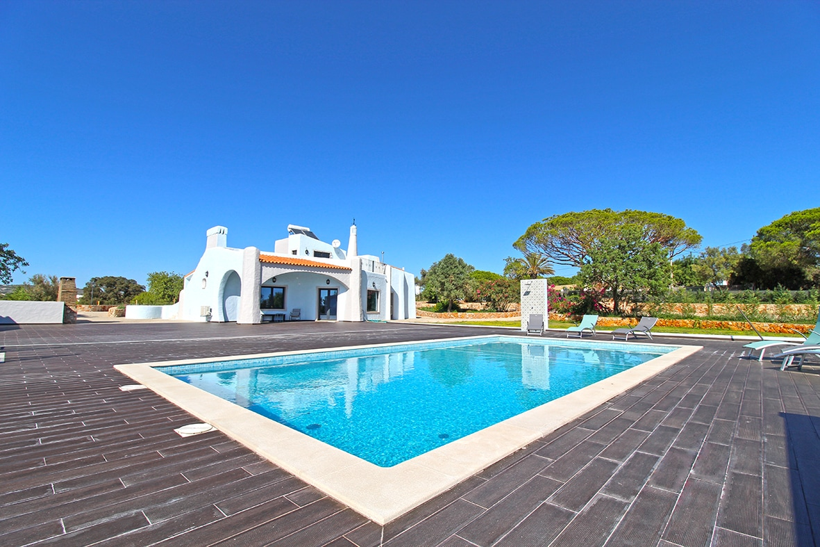 Property Image 1 - Moorish 4 Bedroom Villa with Private Pool In Vilamoura