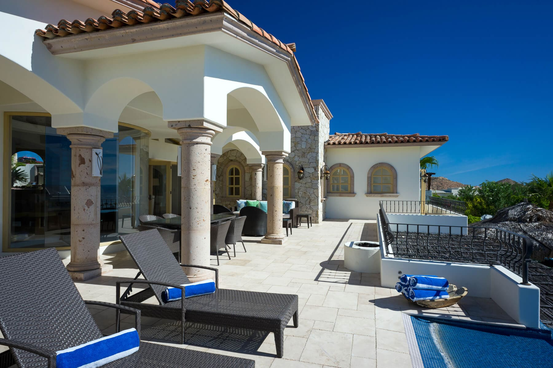 Property Image 2 - Spectacular Dream Villa Especially for Golfers in Baja California