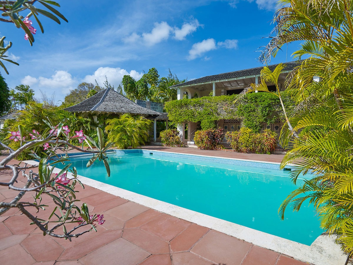 Property Image 2 - Old School Barbados Home with Veranda and Pool