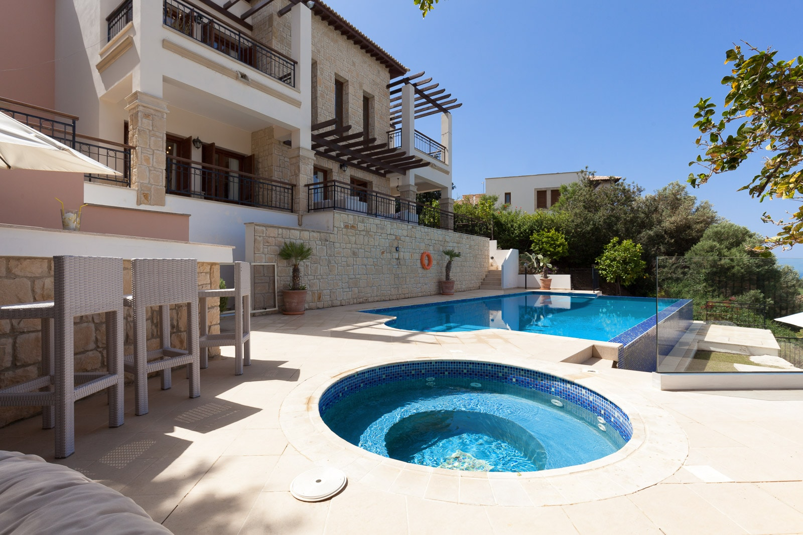 Property Image 1 - Luxury 5 Bedroom Elite Superior Villa with Pool and Sauna