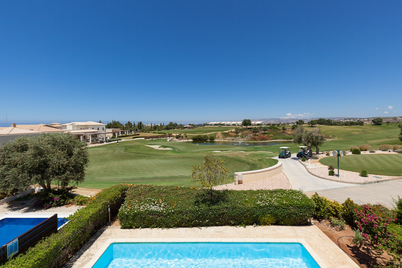 Property Image 2 - Comfy 3 Bedroom Villa with Pool and Golf View