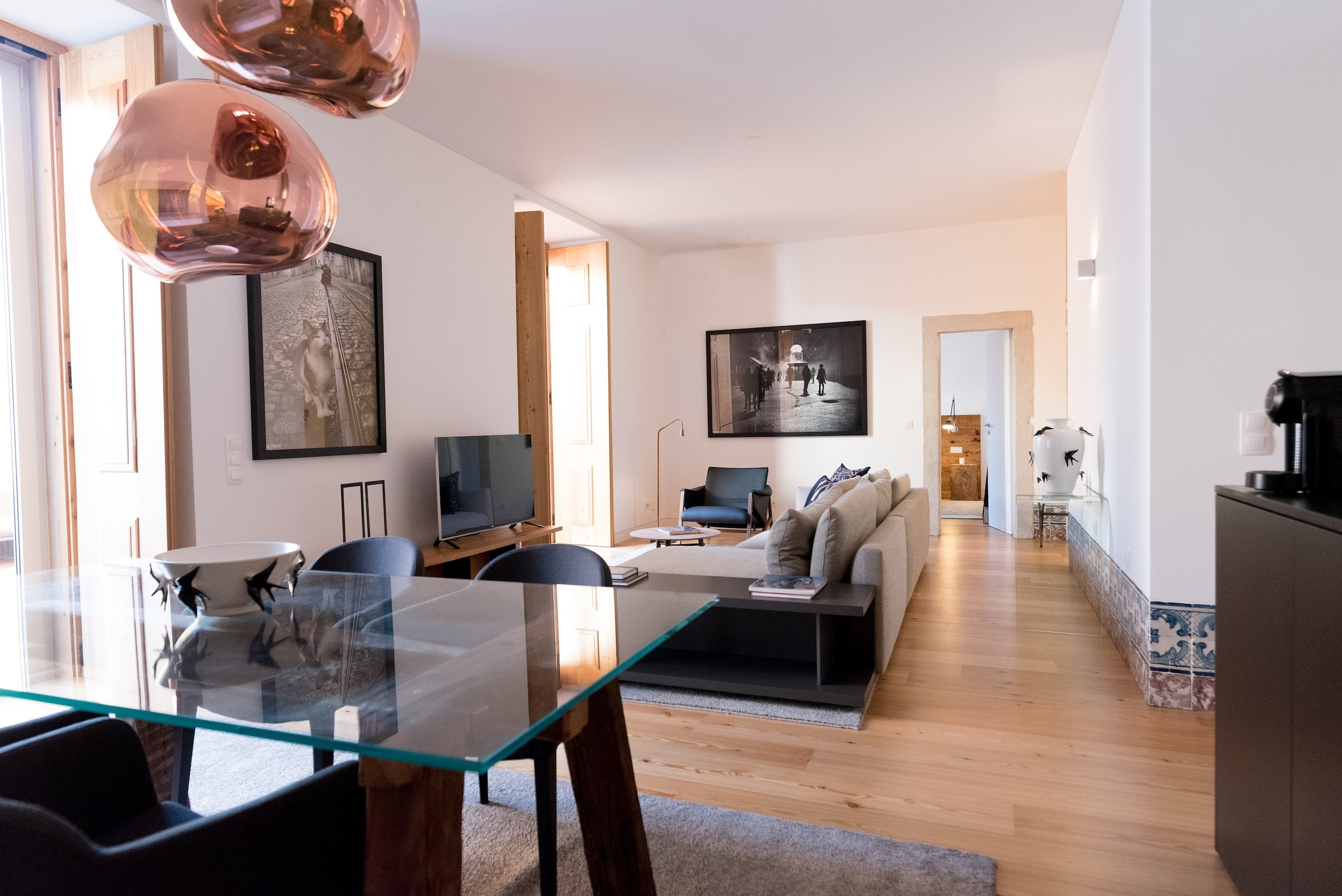 Property Image 2 - Contemporary Apartment in the Centre of Historic Lisbon