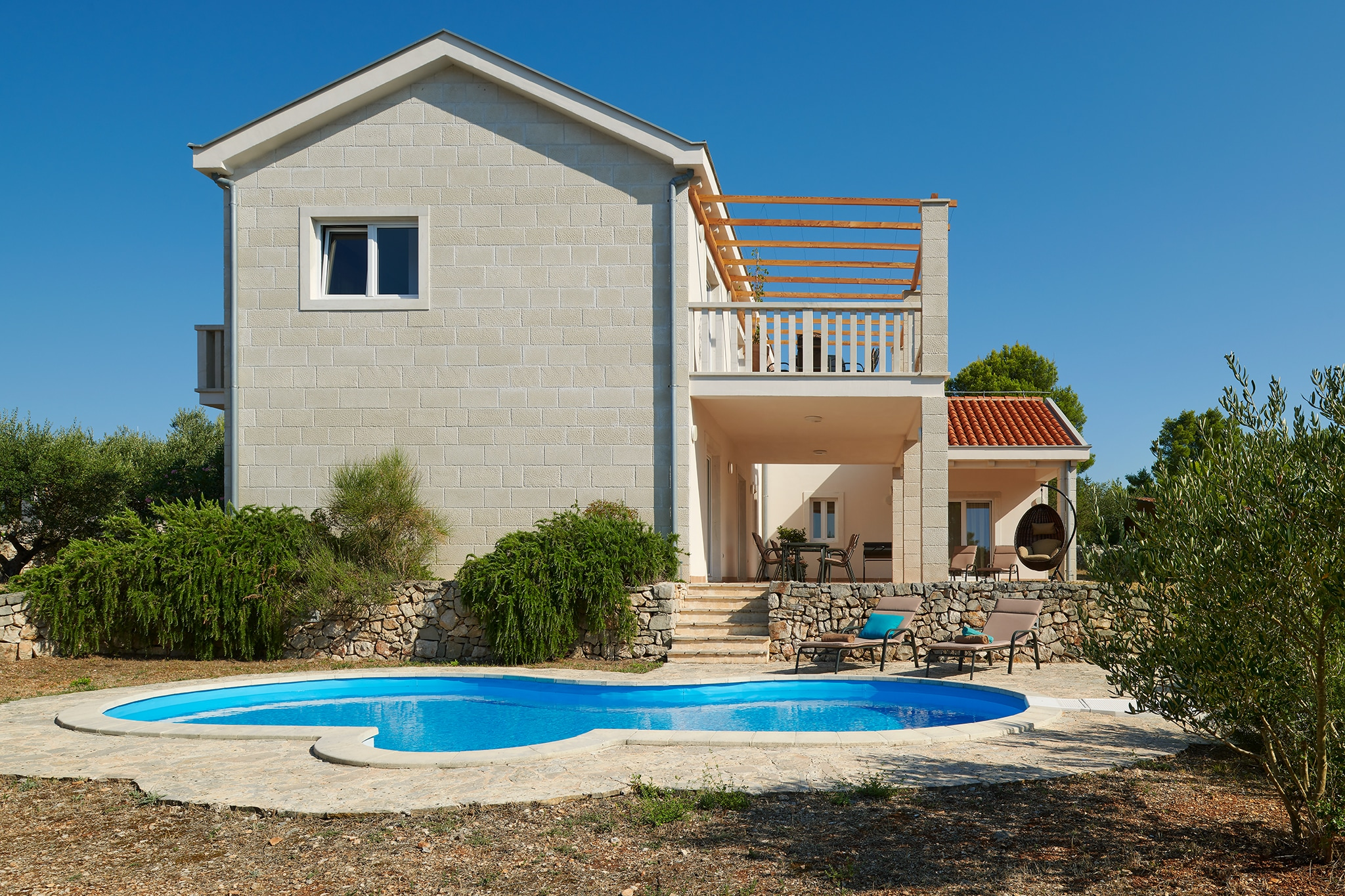 Property Image 1 - Authentic & Tranquil Villa on Hvar Island