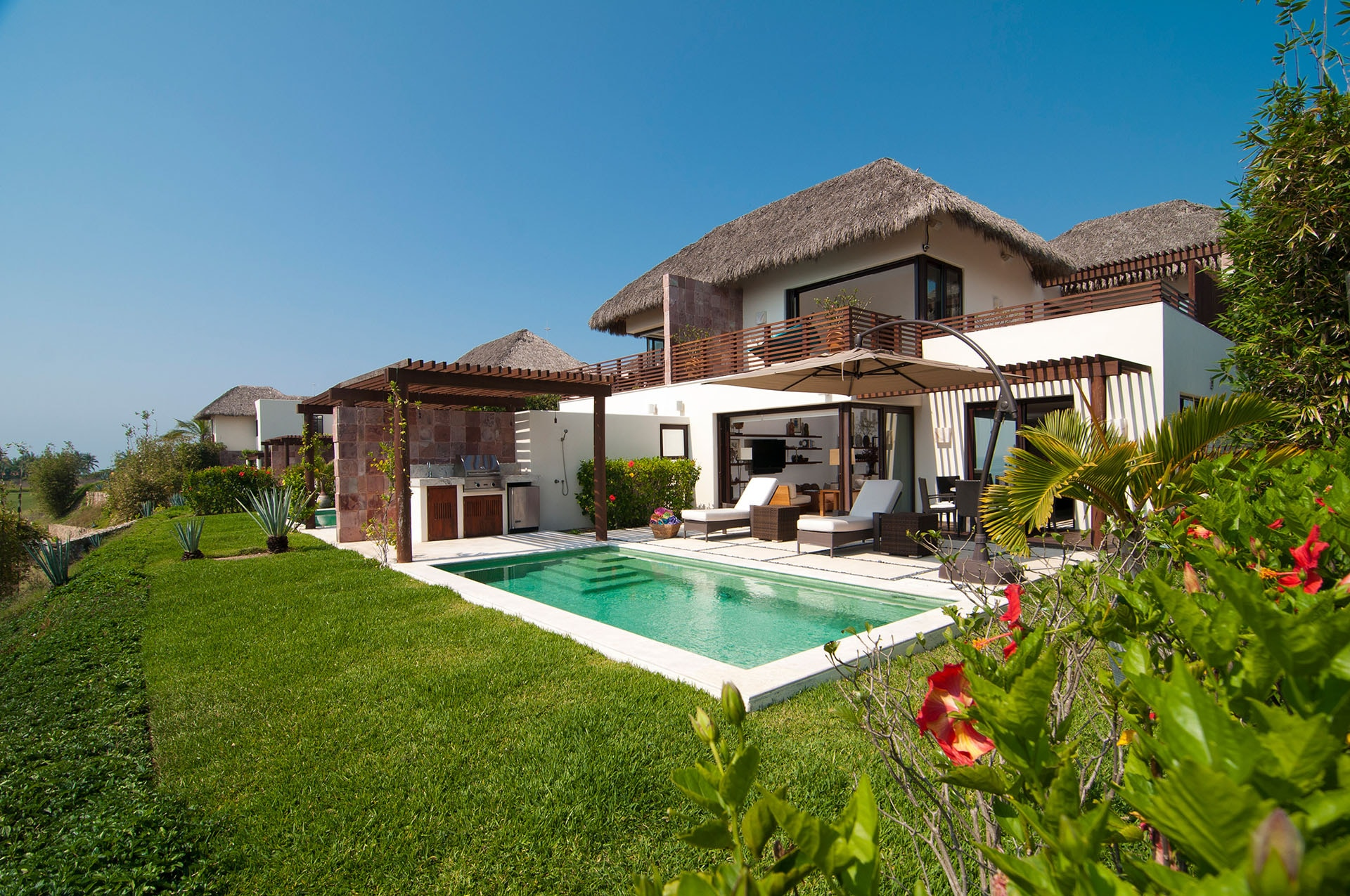 Property Image 1 - Vacation Villa with Luxurious Flair on the Mexican Coast