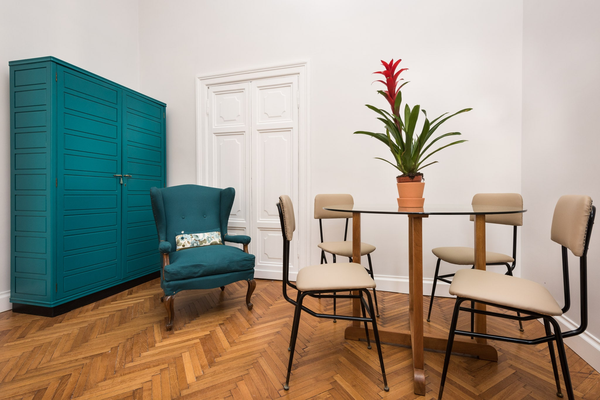 Property Image 2 - Charming 1 Bedroom Apartment with Rooftop Garden Access in the Heart of Rome