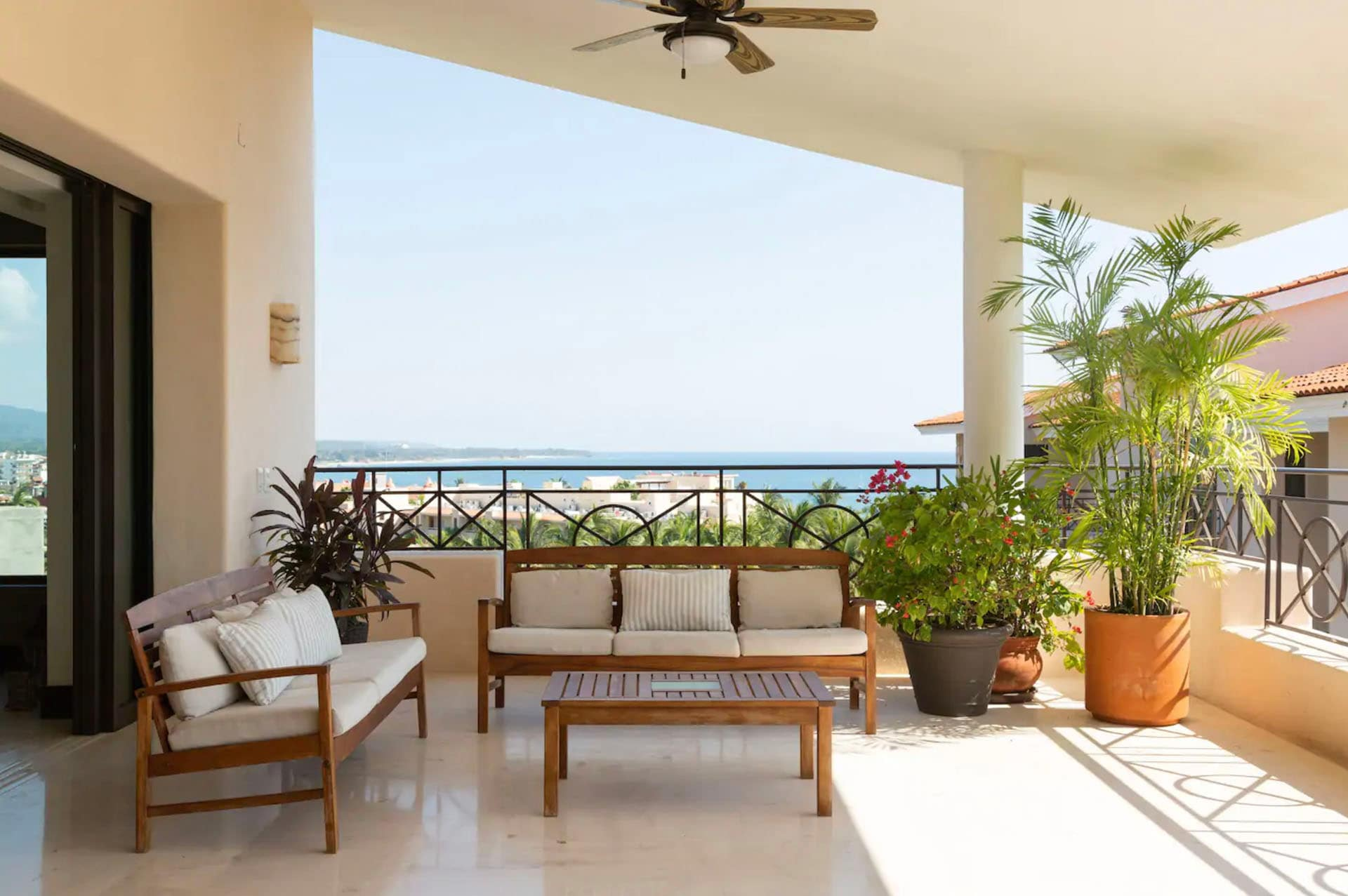 Property Image 1 - Ultra-Modern Sea-View Condo in Punta Mita Gated Community