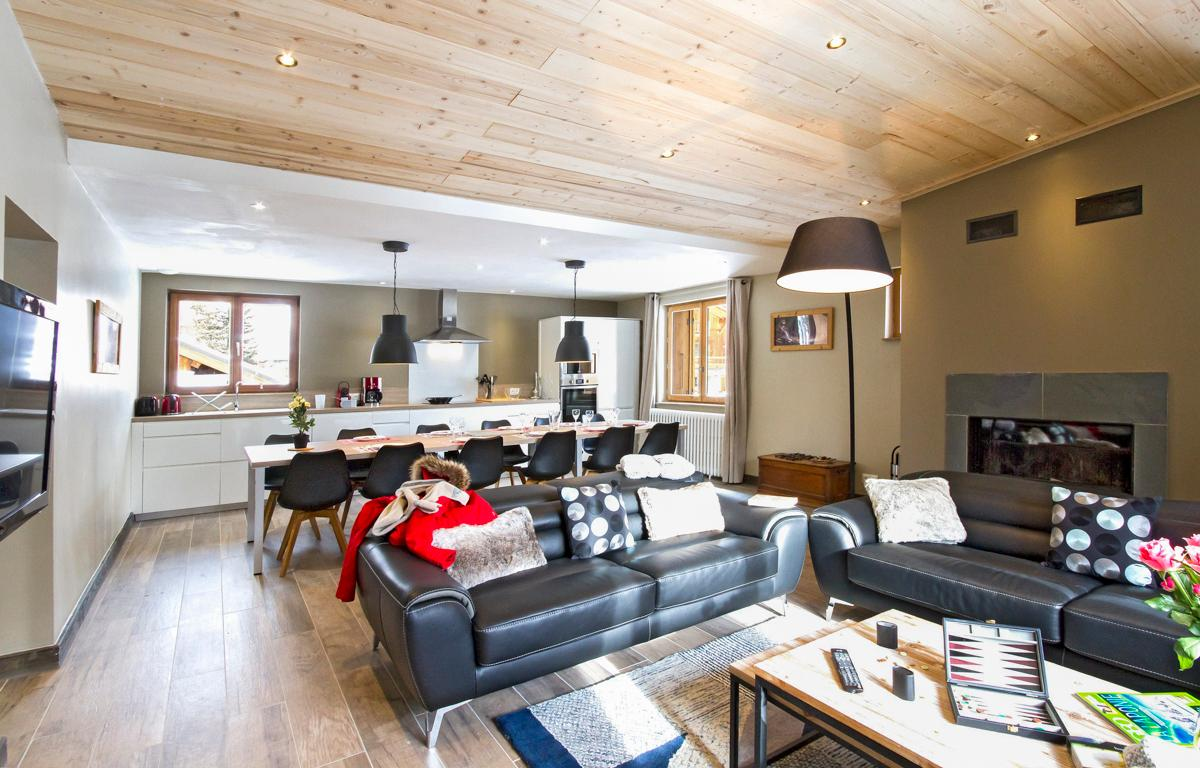 Property Image 2 - Contemporary Stylish Chalet in the centre of Val d'Isère