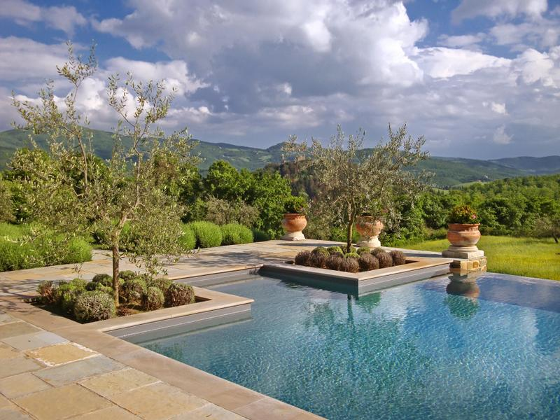 Exclusive Villa with Amazing Castle Views and a Pool