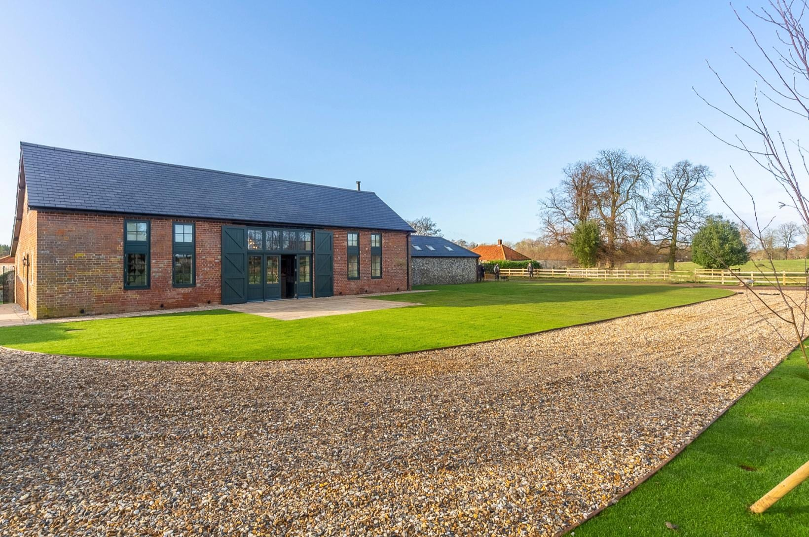 Property Image 1 - Wonderful 5 Bedroom Home within 40 Acre Estate in the heart of Norfolk's Breckland Countryside