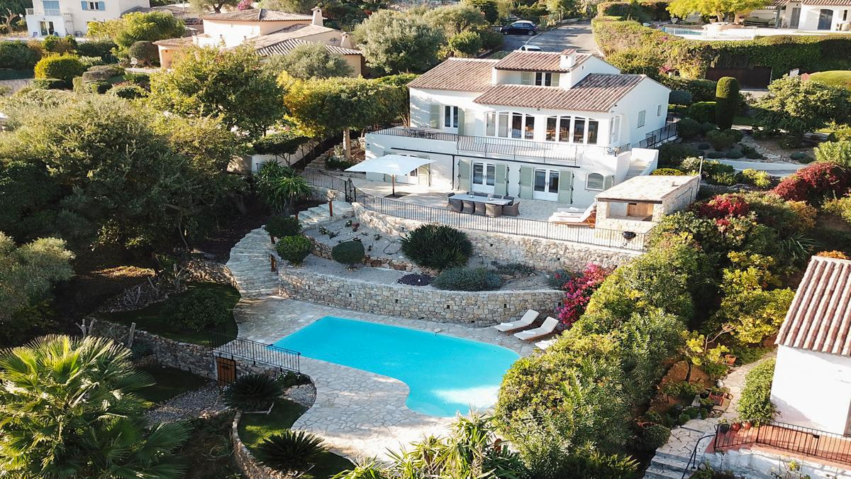 Property Image 1 - Serene Villa with Wine Cellar and Gorgeous Gardens Close to Antibes