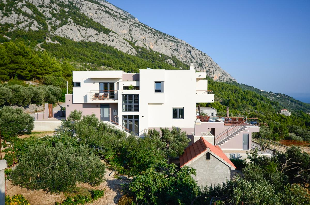 Property Image 2 - Amazing Villa Overlooking the Blue Adriatic
