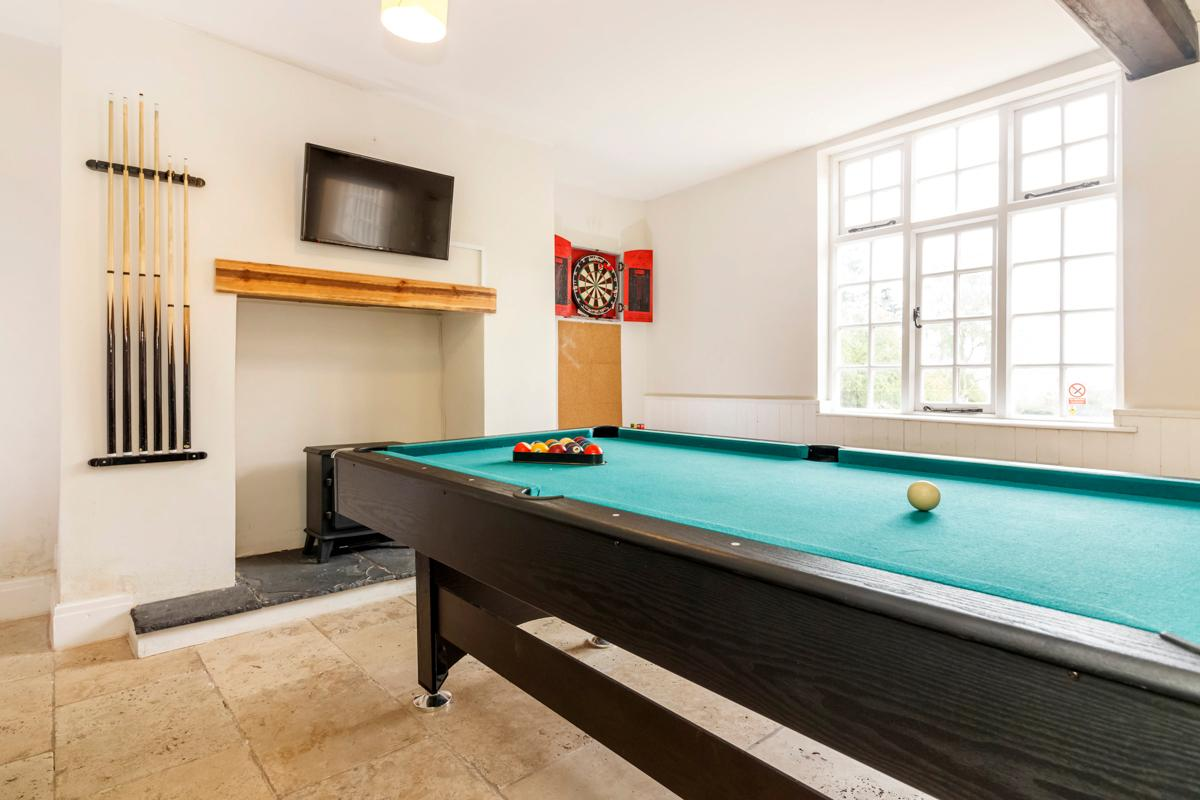 Property Image 2 - Beautiful Restored Georgian Home with 1.5 Acres Gardens in Derbyshire