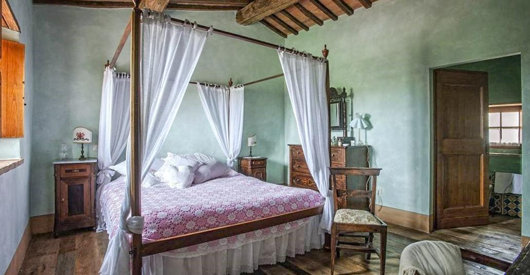 Beautiful Tuscan Villa with Private Yoga Room