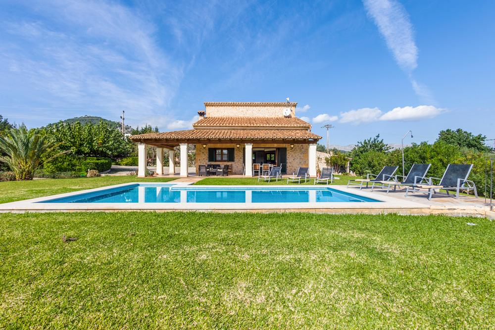 Property Image 1 - Charming Villa with Spectacular Mountain Views and Pool