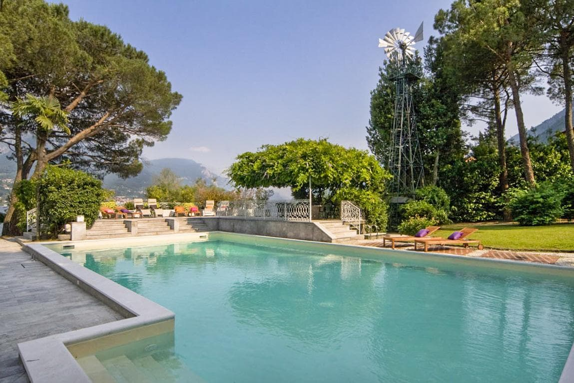 Property Image 1 - Charming Lakeside Villa with Pool and walk to Village