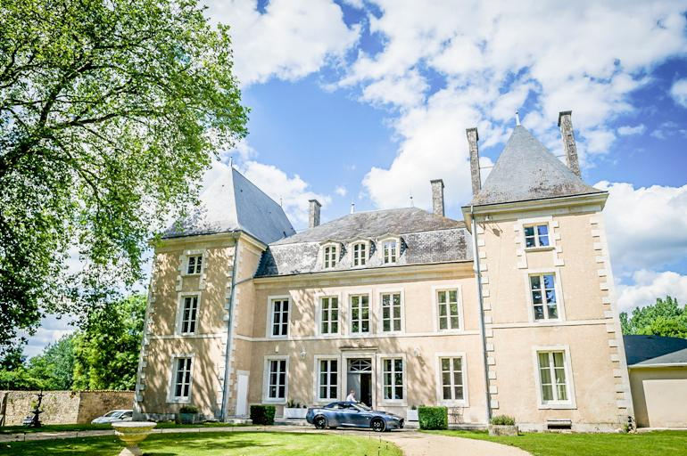 Property Image 1 - Graceful Château with Over 22 Acres and Remarkable History Perfect for Weddings