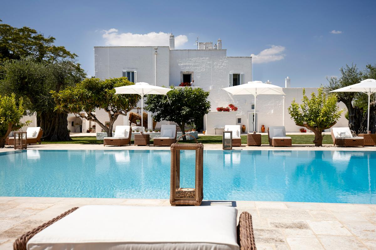 Property Image 1 - Grand Villa with Large Poolside Terrace, Sleeps 20
