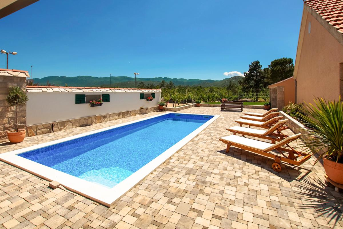 Property Image 2 - Peaceful Villa with Countryside Views, Close to Beach