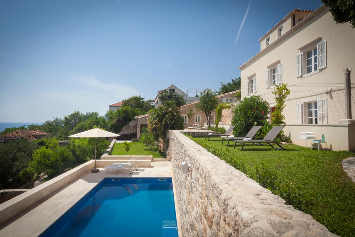 Property Image 1 - Palatial 19th-Century Home in the Heart of Dubrovnik