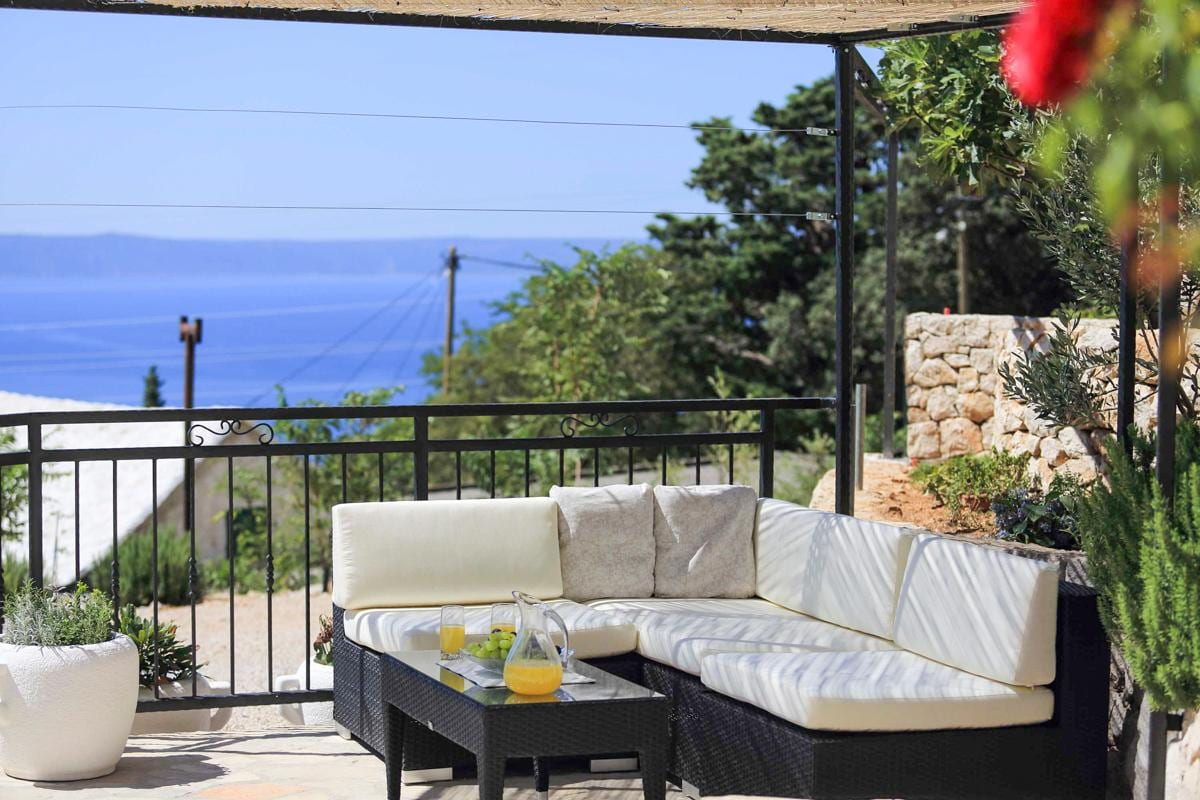 Property Image 2 - Charming Villa with Amazing Views and a Pool