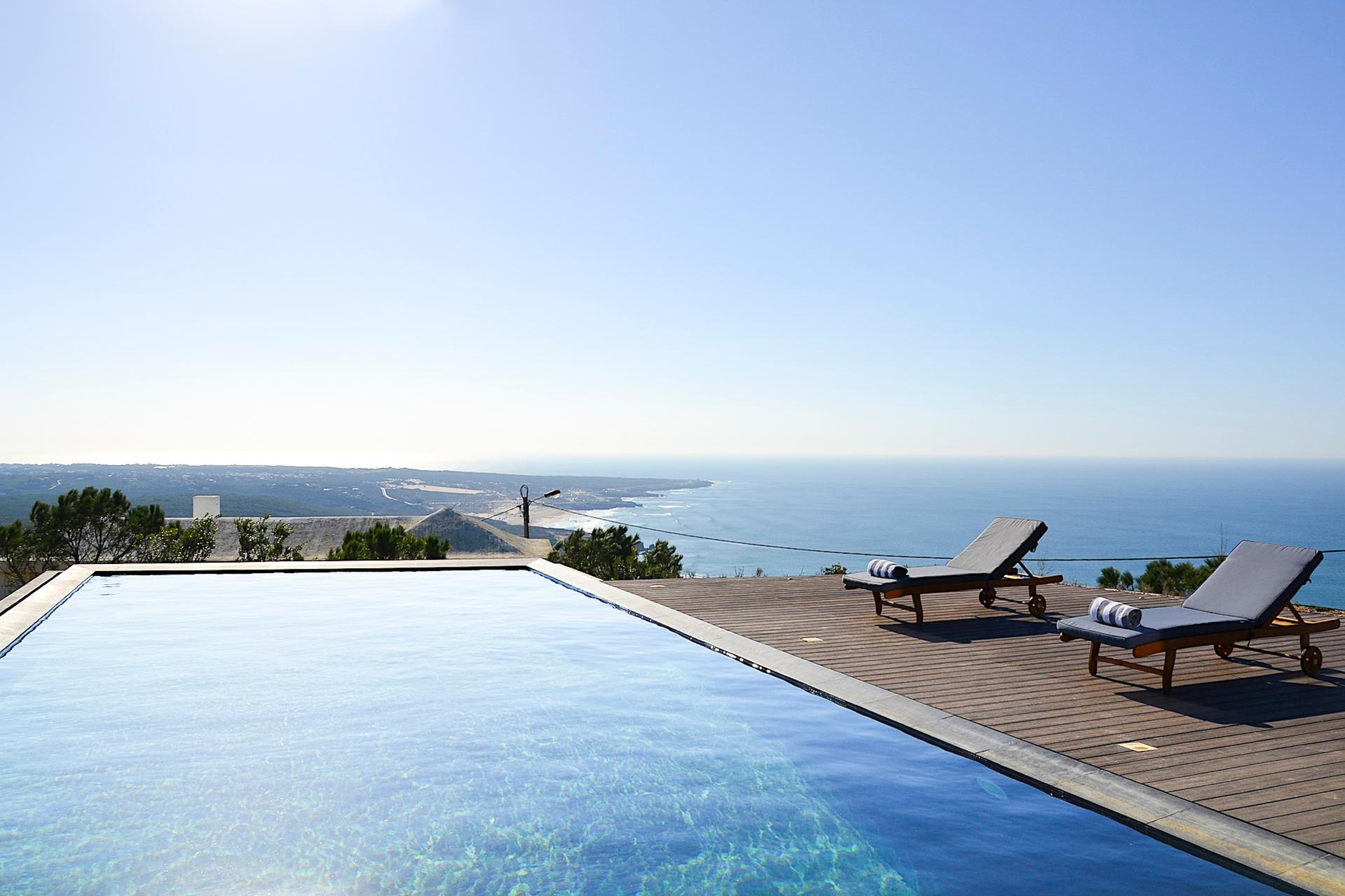 Property Image 1 - Gorgeous Villa with Amazing Ocean Views, Beautiful Terrace, and Pool