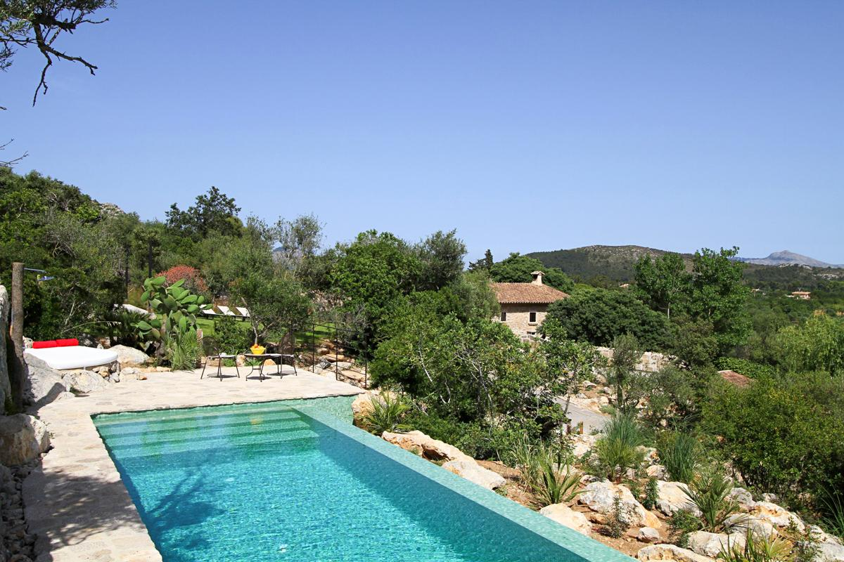 Property Image 1 - Stunningly Restored Historic Mallorcan Finca with Infinity Pool