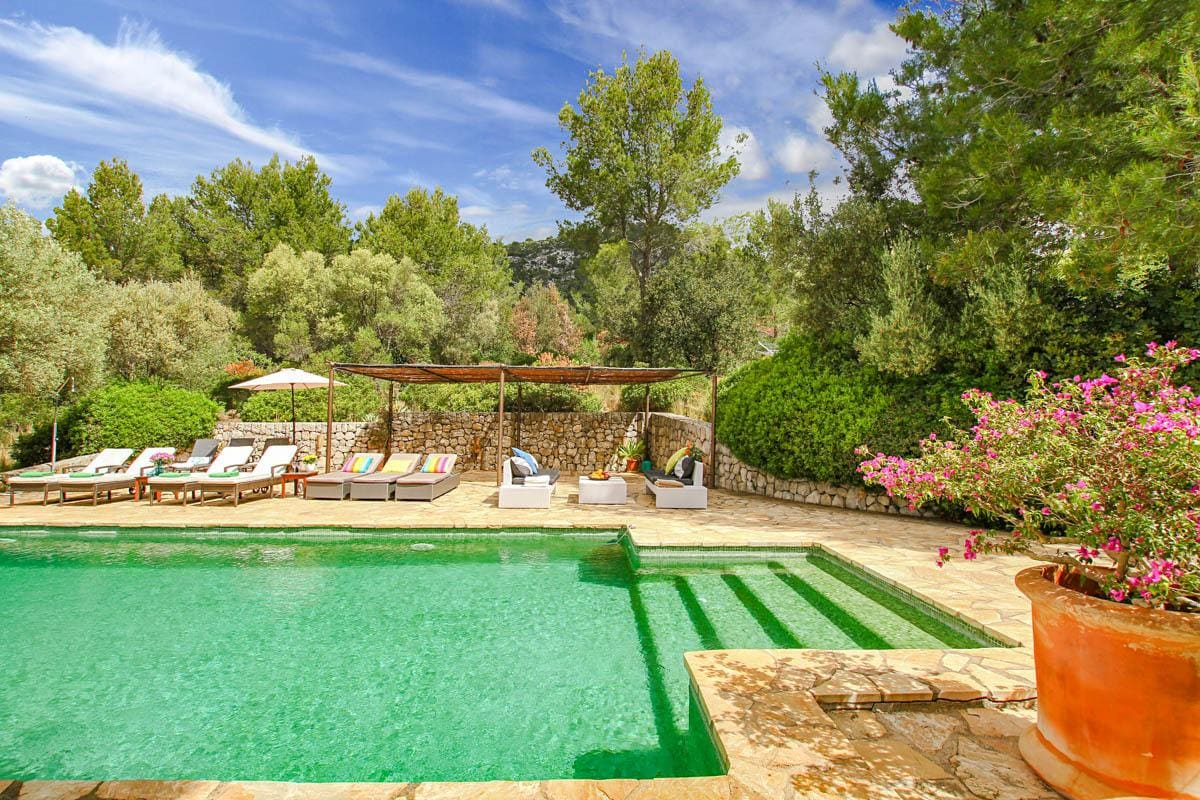 Property Image 1 - Breathtaking Countryside Villa with Luscious Landscapes and Large Pool