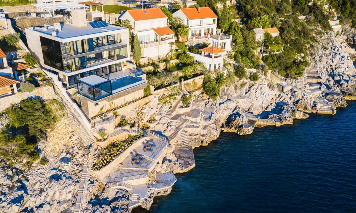 The King Villa of Dubrovnik