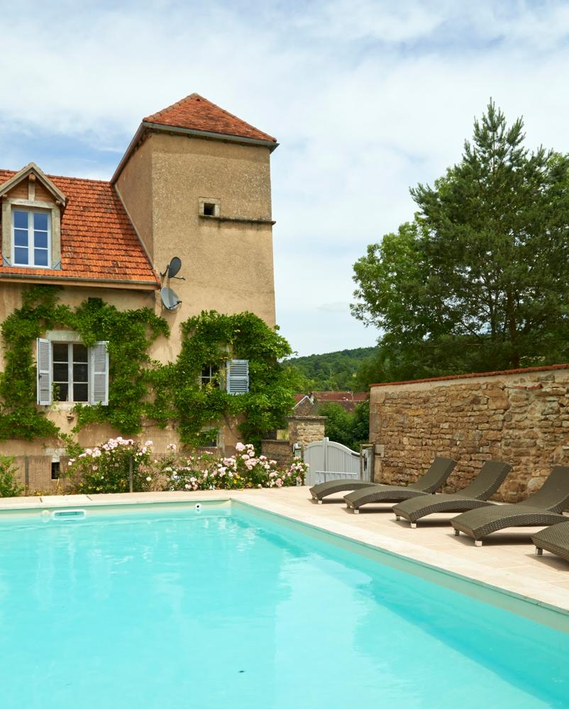 Property Image 2 - Superb 5 Bedroom Historical Farmhouse with Pool Nestled in the Heart of Hidden Burgundy,
