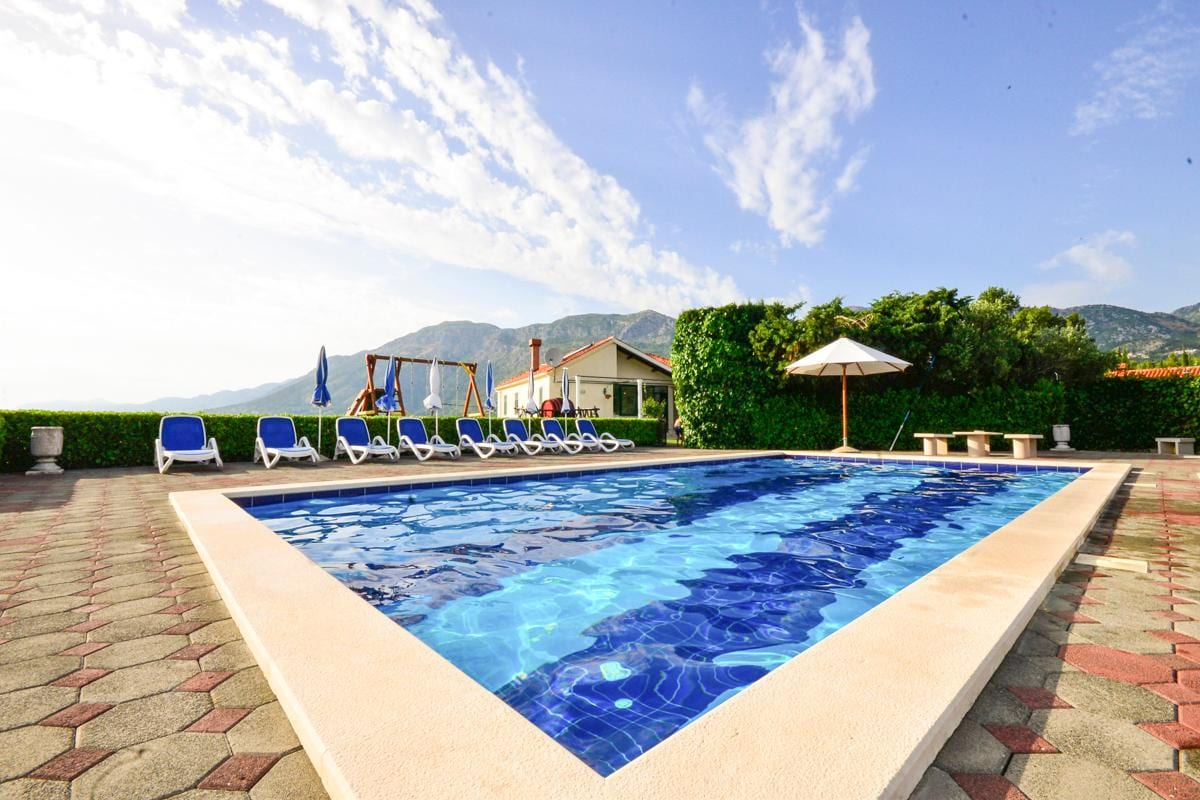 Property Image 1 - Stunning Villa with Playground and Private Tennis Court